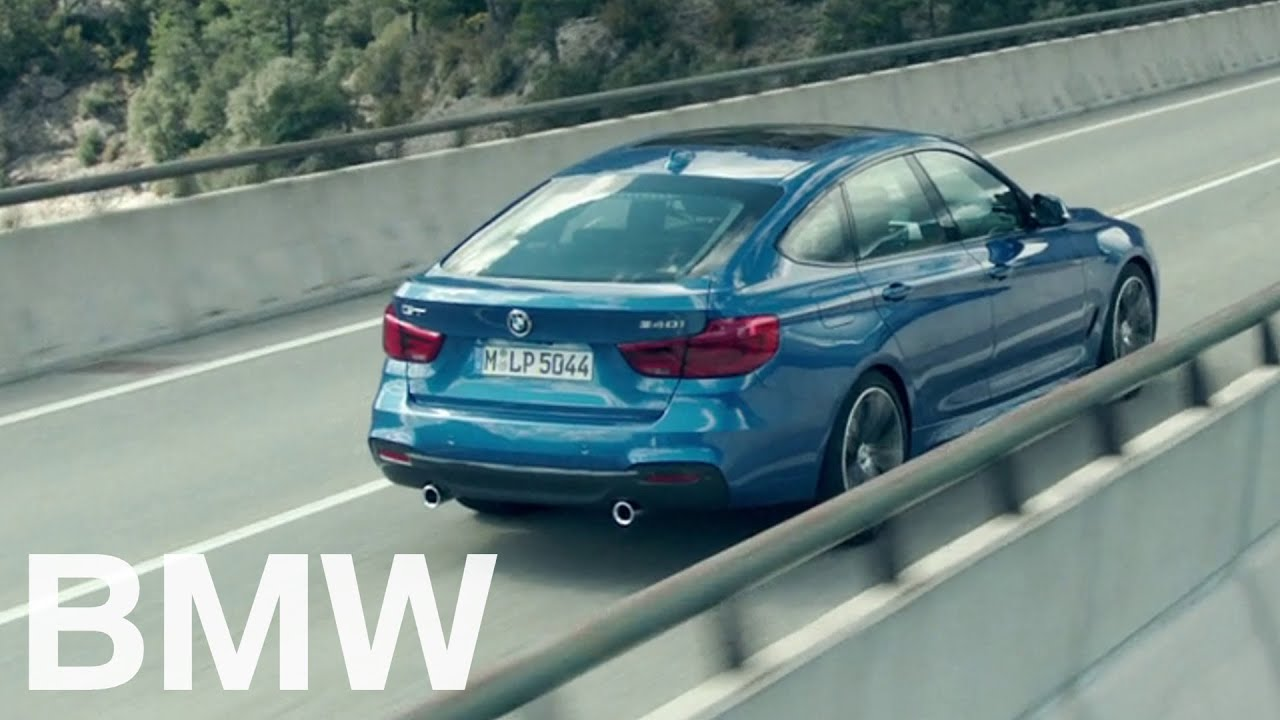 The New Bmw 3 Series Gran Turismo Youtube