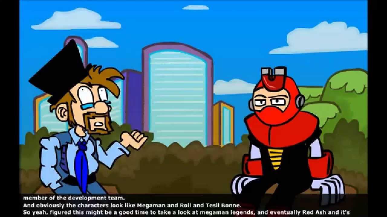 Megaman legends dissected