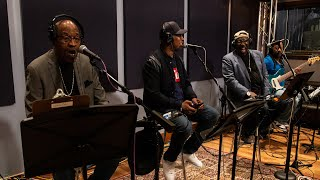 """The O'Jays  - """"Love Train"""" (Recorded Live for World Cafe)"""