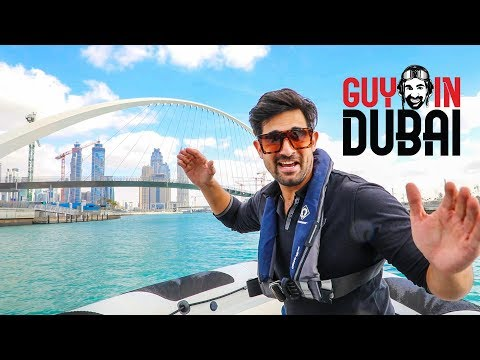 Boating Around the world (Dubai World Islands) – Vlog 6
