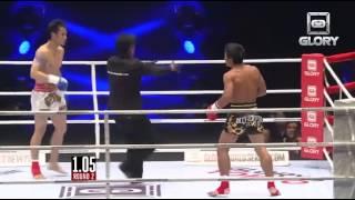 GLORY 8 Tokyo: Chonlek Superpro Samui vs Zen Fujita (Full Video)