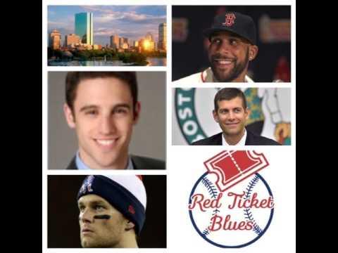 WBZ Sports Anchor Adam Kaufman on Red Sox, Celtics, Patriots and Boston Sports RTB 121015