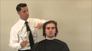 Long Men's Layered Haircut – Long Men's Hairstyles - Part 3