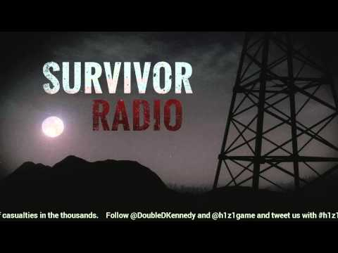 H1Z1 Survivor Radio [Official H1Z1 LIVE Broadcast]