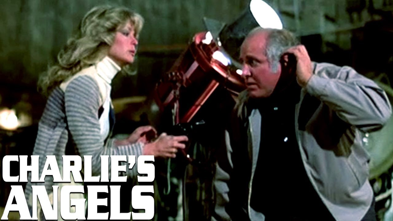 The Angels Fight On A Film Set | Charlie's Angels