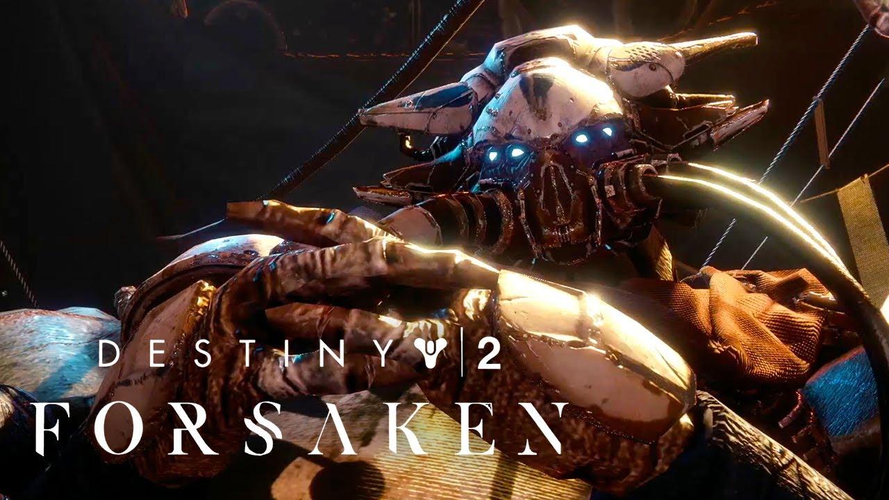 Why Destiny 2: Forsaken could save the franchise - CNET