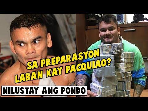 Marcos Maidana Lalaban Kay Pacquiao Pero Anyare Sa PONDO Binigay Ng PBC? Nilustay Nga Ba?