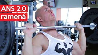 Ako nabrať svaly 2.0 - Ramená