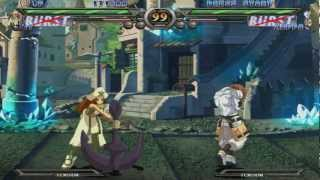 【PC】Guilty Gear XX - May's Gameplay