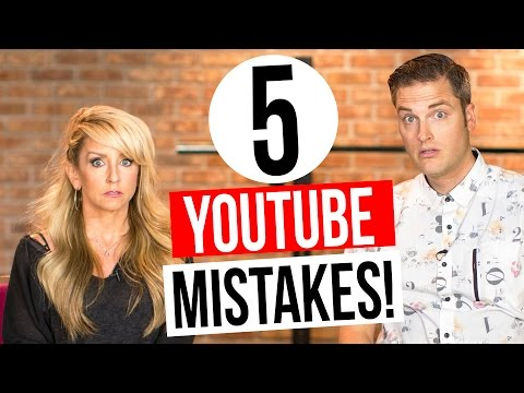 5 YouTube Mistakes You May Need To Fix — Chalene Johnson