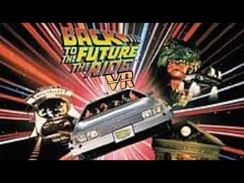 Back to the Future : The Ride (VR) |