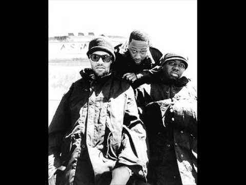 Def Squad - Rhymin' wit biz
