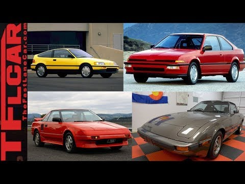 Hidden Treasures: Top 10 Overlooked Classic Japanese Sports Cars