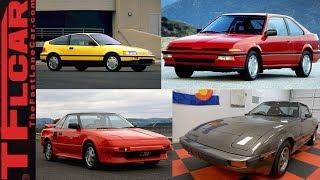 Hidden Treasures: Top 10 Overlooked Classic Japanese Sports Cars