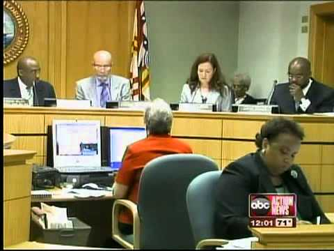 Tampa City Council meets on high water bills