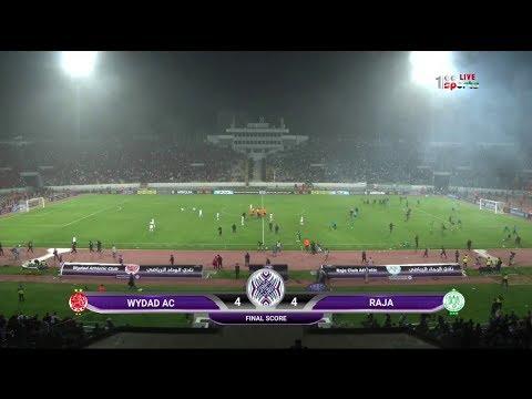 المباراة كاملة | Wac 4 Vs 4 Raja |2019|- AD SPORTS HD - تعليق فارس عوض