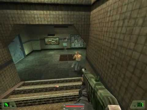 Soldier of Fortune - Mission 1: Train Station - Ain't Played In Ages