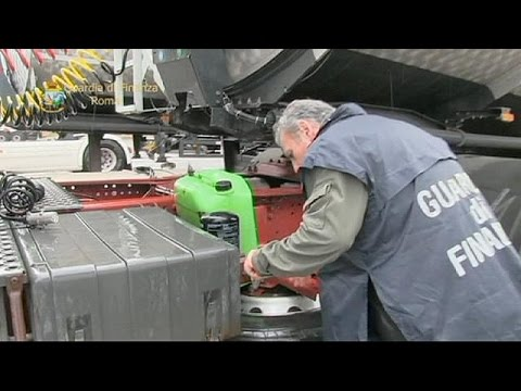 Italian police bust fuel smuggling operation