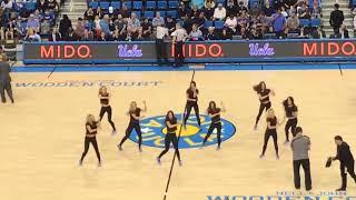 UCLA Dance Team Halftime- Upgrade You