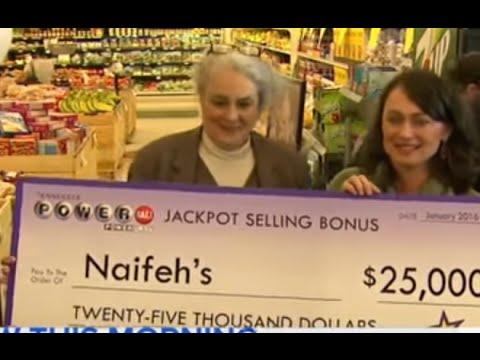 Powerball Jackpot Winners | 3 Remain A Mystery