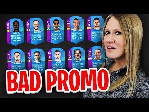 NEW FUT SWAP PROMO - WHY IT IS SO BAD RANT ! FIFA 18