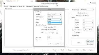 Tutorial: Wie benutze ich YuGiOh DevPro richtig? (1/2) - Installation & Interface Deutsch HD