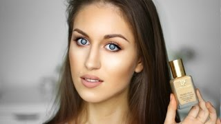 Estee Lauder Double Wear Foundation First Impression / Review / Demo