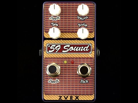 ZVEX '59 Sound Quick Look