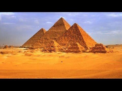 Die Pyramiden Lüge ! (Erdmagnetfeld, Mathematik, Desaster