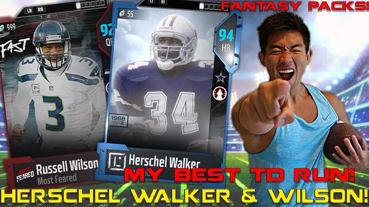 herschel-walker-russell-wilson-are-unstoppable-amazing-td-run-madden-18-ultimate-team