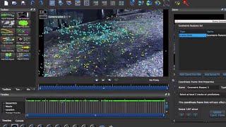 Как делать 3d Tracking в Boujou 5 + экспорт/импорт данных камеры в Adobe After Effects CS6
