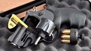 Korth Sky Marshal revolver 9mm at SHOT Show 2015