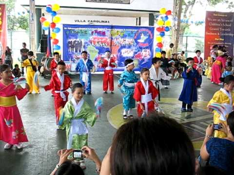 Japanese Dance by the Students of Wise Kids School (WKS ...