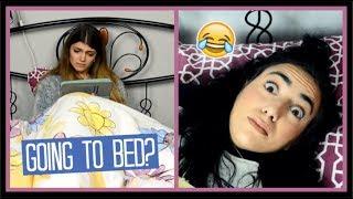 Τύποι Ανθρώπων όταν πάνε για ύπνο || fraoules22