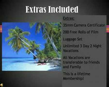 THE BEST VACATION MEMBERSHIP EVER IMAGINED!