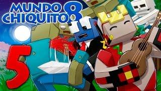 Mundo Chiquito 8 - Ep.5 - UNA CASA DE TRAPDOORS