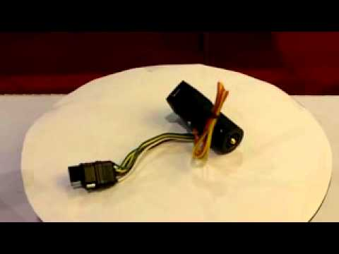 hqdefault 7 pin universal trailer adapter from anzousa id10908 youtube trailer wiring harness princess auto at mr168.co