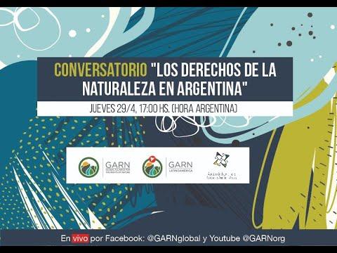 """Download Conversatorio: """"Los Derechos de la Naturaleza en Argentina"""""""