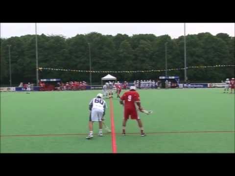 Scotland Lacrosse vs Switzerland - 4th Quarter