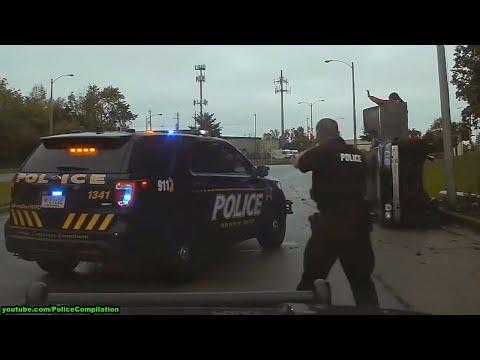 Police chase in Brown Deer | October 1, 2018