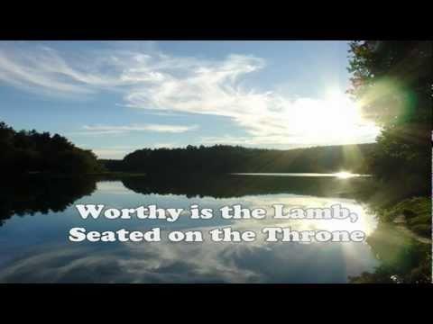 Worthy is the Lamb - Hillsong United (Karaoke-Track)