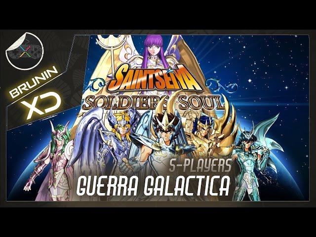 Cavaleiros do Zodíaco: Alma dos Soldados - Guerra Galáctica 5-players