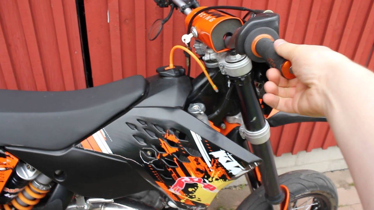 ktm exc 125 ignition problems - youtube