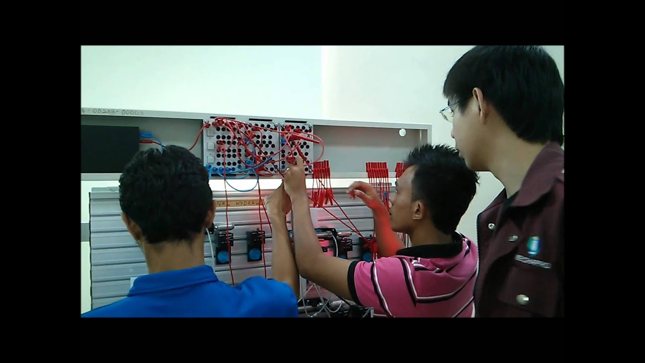 electro pneumatic circuit electro pneumatic circuit