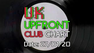 🇬🇧 UK CLUB CHARTS (27/01/2020) | MUSIC WEEK | UPFRONT & COMMERCIAL POP