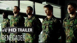 RENEGADES (Trailer) - J.K. Simmons, Sullivan Stapleton, Ewen Bremner [HD]