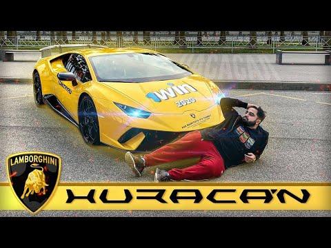 Димас из Батайска прокатил меня на своей Lamborghini