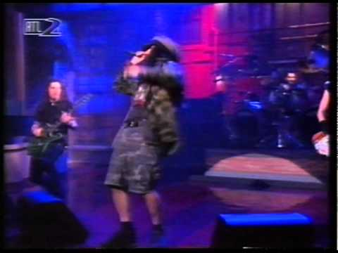 White Zombie - Super-Charger Heaven - Letterman 1995
