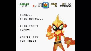 SMW Hack - Luigi's Misadventures: Tsux Namine's Factor (4)