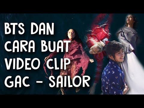 BTS Video Clip SAILOR - GAC ( No Sensor ) - VLOGri